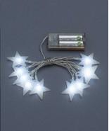 Citronella Garden String Lights Decorative Pest Mosquito Repellers Batte... - $13.98