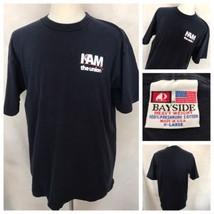 I Am The Union XL USA Bayside Union Proud Blue Shirt A4891 - $19.57
