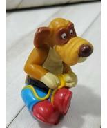 """1992 Disney patou rock a doodle PVC Action Figure 2.5"""" (J2) - $18.00"""