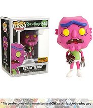 Scary Terry (Hot Topic Exclusive): Funko POP! Animation x Rick & Morty V... - $39.99