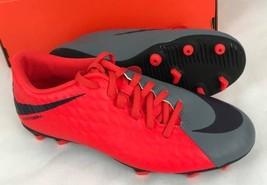 Nike hypervenom phade III FG grey purple dynasty - $29.90