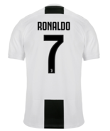 Juventus Home 7 RONALO 2018-19 Men Soccer Jersey Football Shirt Stadium New - $36.99