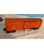 Lionel O-Gauge 6464 Great Northern Boxcar - $24.75