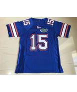 New Florida Gators Football Jersey 15 Tim Tebow College Football Jersey ... - $33.00
