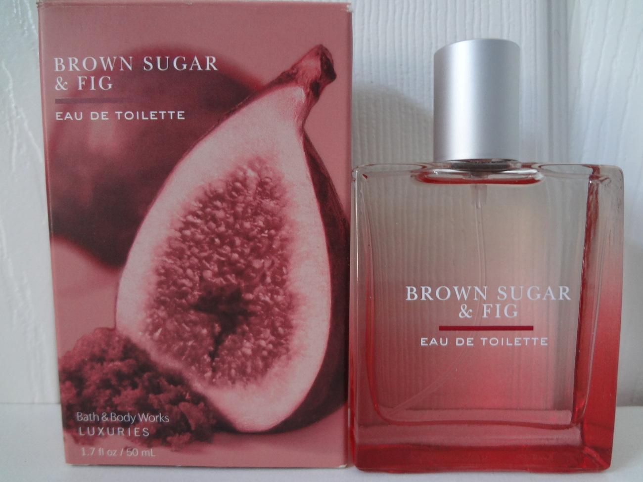 Bath & Body Works Luxuries Brown Sugar & Fig Eau De Toilette 1.7 fl oz / 50 ml