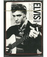 Elvis Presley Early Days Black and White Photo Playing Cards NEW SEALED - $5.94