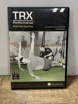 TRX Performance Train Like the Pros Fitness Workout DVD body weight susp... - $14.99