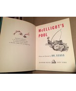 """McElligot's Pool """"Dr"""" Seuss 1947. Rare First Edition variant W/7 line Co... - $343.00"""