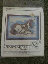 Vintage Vogart PONY Embroidery Sampler SEALED Kit  #2103 - $5.94