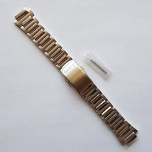Genuine Replacement Watch Band 14mm Stainless Steel Bracelet Casio EF-50... - $50.60