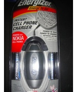 """Energizer """"Energi-To-Go"""" Instant Cell Phone Charger For Nokia - Brand New!  - $18.26"""