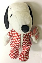 'just Play' Stuff P EAN Uts Snoopy Toy With Hearts, Free Shipping - $9.89