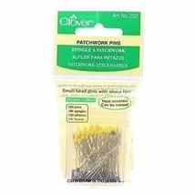 Bulk Buy: Clover Patchwork Pins 100/Pkg 232 (3-Pack) - £22.23 GBP