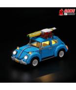 LED Light Kit for Volkswagen Beetle - Compatible with Lego 10252 Set - $26.99