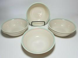 Corelle Forever Yours 6-1/4 inch Cereal Bowls Soup Salad Set of 6 Dinner... - $21.73