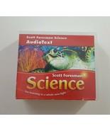 Scott Foresman Science  AudioText CD 2006 (12 CDs) - $14.95