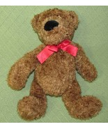 "Gund REDWOOD Exclusive TEDDY BEAR California Mervyn's Dept. Store 15"" Pl... - $24.75"