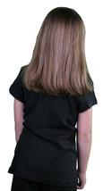 Iron Fist Girls Black Billy Bones Glow in the Dark Youth Little Kids T-Shirt NWT image 2