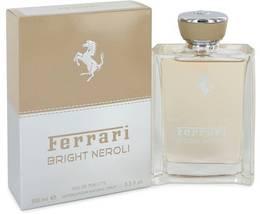 Ferrari Bright Neroli Cologne 3.3 Oz Eau De Toilette Spray image 2