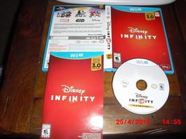 Disney Infinity (3.0 Edition) (Nintendo Wii U, 2015) - $6.92