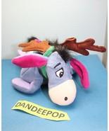 Walt Disney Parks And Stores Reindeer Eeyore Of Winnie The Pooh - $13.85