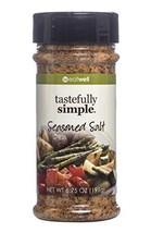 Tastefully Simple Seasoned Salt - Perfect for Beef, Chicken, Fish, Pork, Vegetab