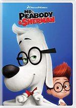 Mr. Peabody & Sherman DVD - $4.95