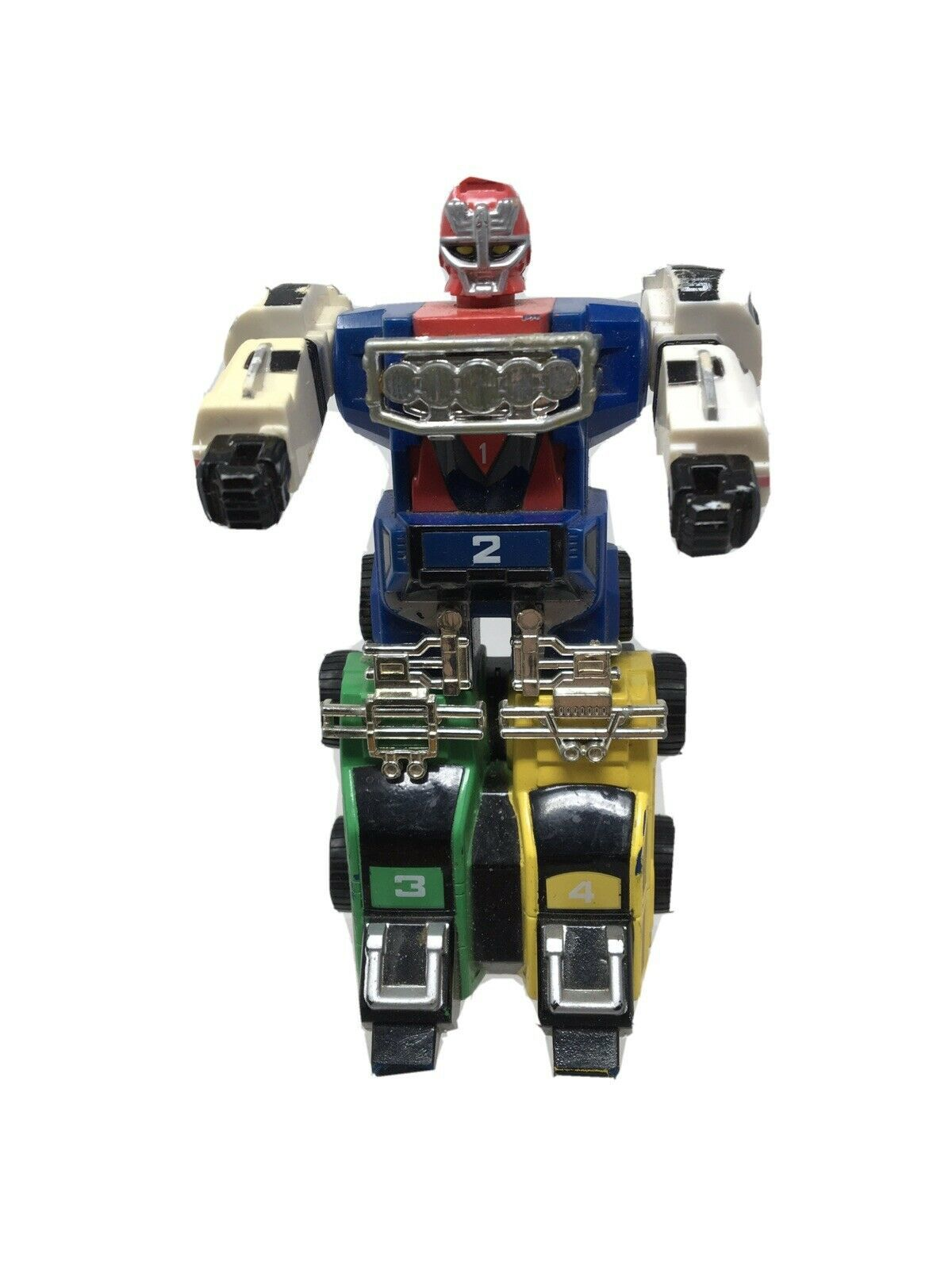 Primary image for Rare 1997 Bandai Transformer Action Figure.