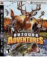 Cabela's Outdoor Adventures (Sony PlayStation 3, 2009) - $9.25