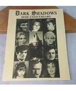 Dark Shadows Festival 30th Anniversary Program Los Angeles - $29.69