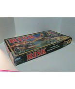 Vintage 1993 Edition Risk Game By Parker Brothers 100% Complete In Box  - $14.80