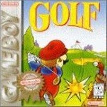 Golf [Game Boy] - $12.75