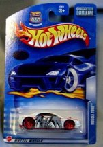 Hot Wheels 2002 - Muscle Tone Yu-Gi-Oh - WHITE Exclusive - $3.00