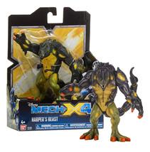 "Disney's Mech-X4 5"" Harper's Beast New in Box - $13.88"