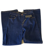 "Black Label Women's Jeans High Waist Classick Flare Flat 17"" Inseam 34"" ... - $49.27"