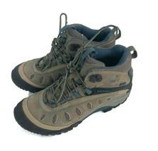 Merrell Air Cushion Ortholite Leather Women's Vibram Hiking Sneakers Siz... - $32.68