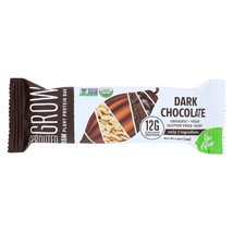 Go Raw Sprouted Grow - Dark Chocolate - Case of 12 - 1.9 oz. - $35.99+