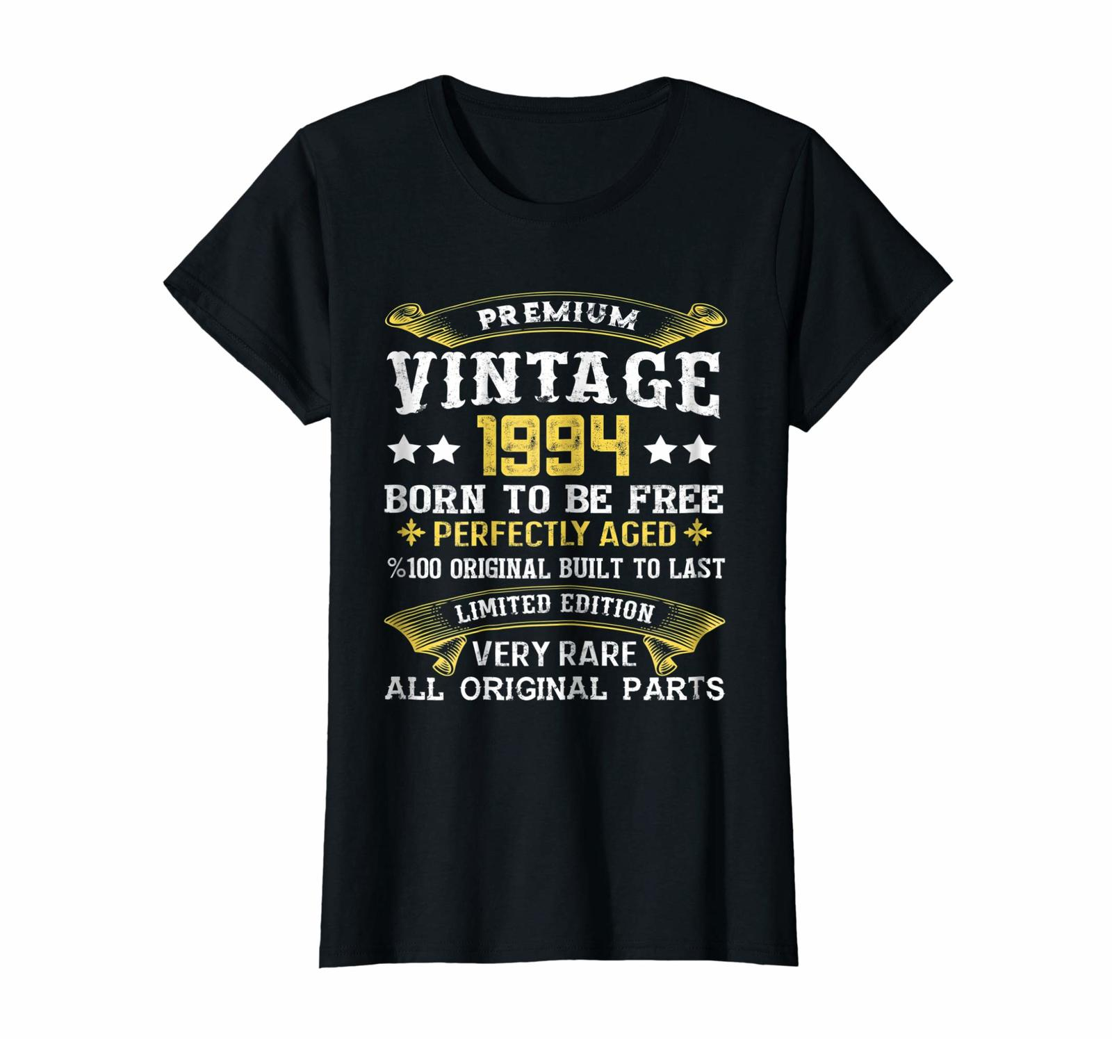 Brother Shirts - Vintage Perfectly Aged 1994 24th Years Old Birthday Shirt Wowen image 2