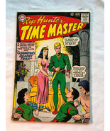 Rip Hunter Time Master # 19 DC Silver Age Good Plus Condition - $9.99