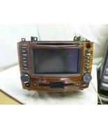 05 06 07 Cadillac CTS Radio Cd GPS Navigation 10359362 EP37 - $108.90
