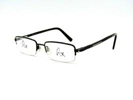 Calvin Klein CK 5227 Men's Eyeglasses Frame, Black Semi Rimless. 52-18-1... - $29.65