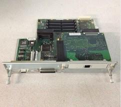 HP LaserJet 5SI C3168-60001 Formatter Board w/ JetDirect Card 00060D62BA72 - $33.75