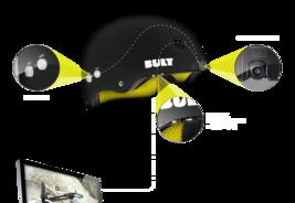 BULT HELMET  SEAMLESS DIGITAL INTEGRATION S/M - $59.99