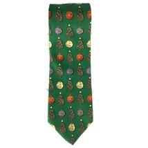 Robert Talbott Mitchells Westport Silk Hand Sewn Christmas Mens Neck Tie... - $16.31