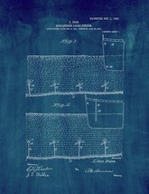Subaqueous Light System Patent Print - Midnight Blue - $7.95+
