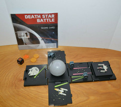 STAR WARS BOX BUSTERS DEATH STAR MINIATURE PLAYSET GAME PIECE COMPLETE - $9.75