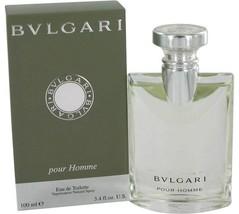 Bvlgari Pour Homme 3.4 Oz Eau De Toilette Cologne Spray   image 2