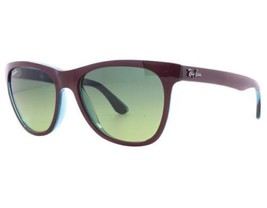 Authentic Ray-Ban RB4184 6114/3M Green G15 54mm Italy - $84.57