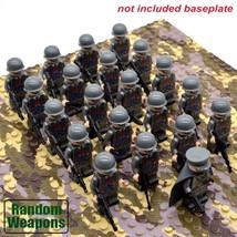 21 PCS/Set WW 2 ITALY Army Military Minifigure Bricks Building Block Toy... - $22.45
