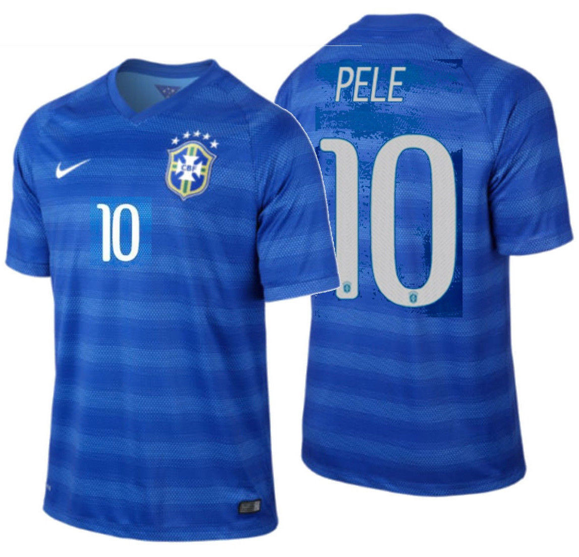 9884535851eb1 Nike Pele Brazil Away Jersey Fifa World Cup and 50 similar items. S l1600